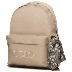 Sac à dos Polo Backpack - 1 Poche - Beige