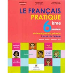Le français pratique - 6ème année de l'enseignement primaire
