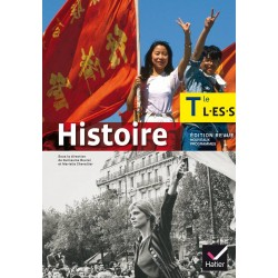 Histoire Tle ES / S / L - Manuel - 2014 - Hatier