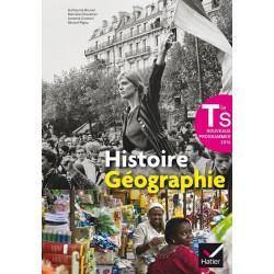 Histoire Geographie Tle ES / S / L - Manuel - 2014 - Hatier