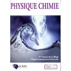 Physique-Chimie 1ere Année Collège - CDPL
