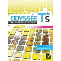 Odyssée Mathematiques Tle S spécifique - Manuel - 2012 - Hatier