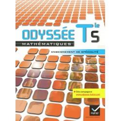 Odyssée Mathematiques Tle S spécialité - Manuel - 2012 - Hatier