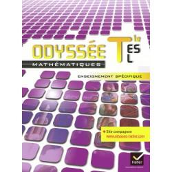 Odyssée Mathematiques Tle ES / L spécifique - Manuel - 2012 - Hatier