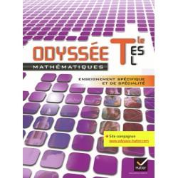 Odyssée Maths Tle ES / L spécifique + spécialité - Manuel - 2012 - Hatier
