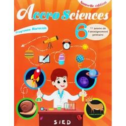 ACCRO SCIENCES 6ème - SIED