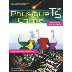 Micromega Physique Chimie Tle S - 2012 - Hatier
