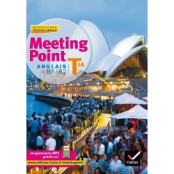 Meeting Point Tle - Manuel - 2012 - Hatier