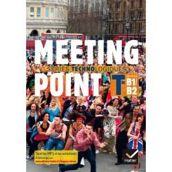 Meeting Point Tle Séries technologiques - Manuel - 2016 - Hatier