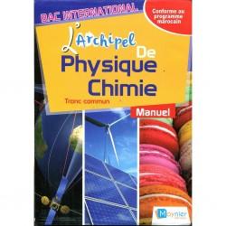 L'archipel de Physique Chimie Tronc commun - Manuel - 2015 - Moynier