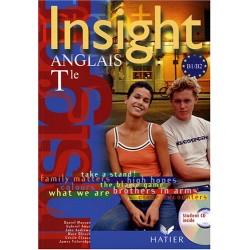 Insight Tle - Manuel + CD - 2008 - Hatier