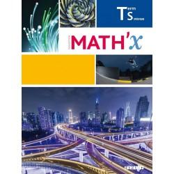 Math'x Tle S Spécifique - Manuel - 2016 - Didier