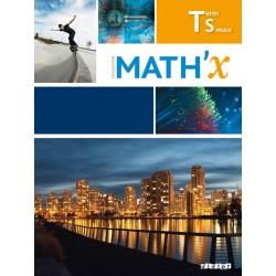 Math'x Tle S Spécialité - Manuel - 2016 - Didier