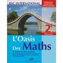 L'oasis des maths 2e année Bac - Manuel - 2016 - Al Madariss