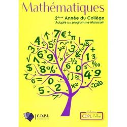 Mathematiques 2eme Année Collège - CDPL