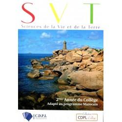 SVT 2eme Année Collège - CDPL