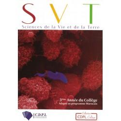 SVT 3eme Année Collège - CDPL