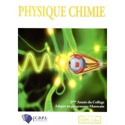 Physique-Chimie 2eme Année Collège - CDPL