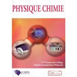 Physique-Chimie 3eme Année Collège - CDPL