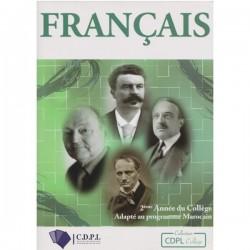 Français 2eme Année Collège - CDPL