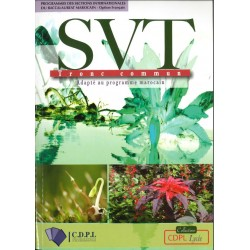 SVT Tronc commun - CDPL