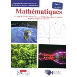Mathématiques 1ere année Bac - Sce Mathématiques T1 et T2 - CDPL