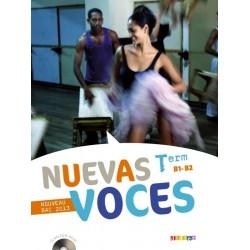 Nuevas voces Tle - Manuel + CD - 2012 - Didier