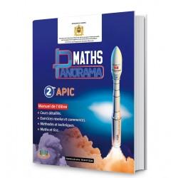 Panorama Maths 2AC - Manuel