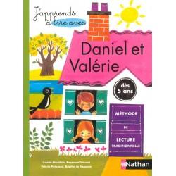 Daniel et Valerie - Méthode de lecture traditionnelle 5-6 ans - 2008 - Nathan