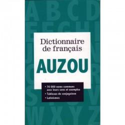 Dictionnaire Auzou de français (Poche)