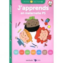 J'apprends en maternelle PS - 2eme Semestre - Averbode