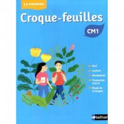 Le Nouveau Croque feuilles CM1 - Manuel + Memo + Cahier d'activités (2019) + Feuilles d'Oral (2020) - Nathan