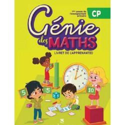 Génie des maths CP - Livret de l'apprenant - 2021 - Sochepresse