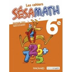 Les cahiers Sésamath 6e - 2021- Magnard