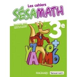 Les cahiers Sésamath 3e - 2021 - Magnard