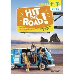 Hit the Road - 1re / Tle - Séries Technologiques - Manuel - 2021 - Magnard