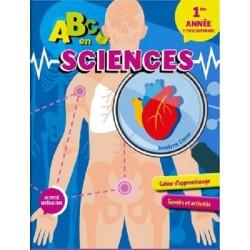 ABC en sciences CP - Deuxième édition - Edition EUREKA