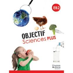 Objectif Sciences Plus CE1 - Manuel - Antoine Edition