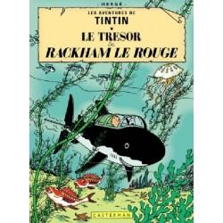 Les aventures de TINTIN - Le Trésor de Rackham le rouge - Casterman