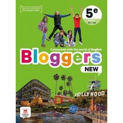 Bloggers NEW 5e - Manuel - 2021 - Maison Des Langues
