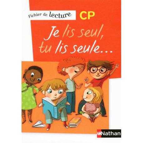 Je lis seul, Tu lis seule CP - Fichier - 2013 - Nathan