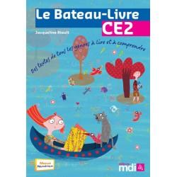 Le Bateau Livre CE2 - Manuel - 2013 - MDI