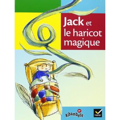 Jack et le haricot magique - Ribambelle CP - Série verte - Album 4 - Hatier