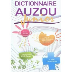 Dictionnaire Auzou Junior (Poche)