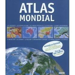Atlas Mondial - Auzou