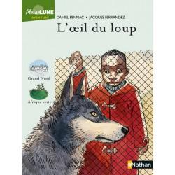 L'œil du loup - Album de lecture - Devenir Lecteur - 2013 - Nathan