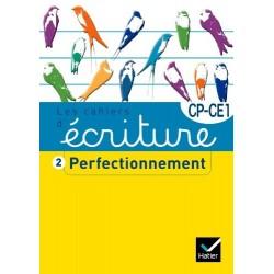 Les cahiers d'écriture CP/CE1 nº2 - Perfectionnement - Hatier