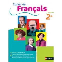 Cahier de Français 2de - 2015 - Nathan