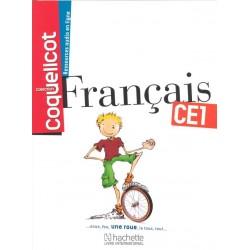 Coquelicot CE1 - Manuel - 2013 - Hachette