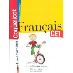 Coquelicot CE1 - Livret d'activités - 2013 - Hachette